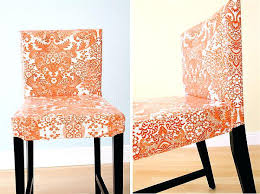 Dining Room Chair Covers View In Gallery Using Solid Cotton Cover