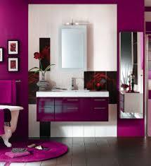 salle de bain mauve salle de bain noir et mauve recherche idées pour la