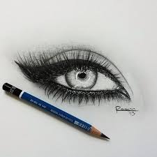 Amazing Eye Pencil Drawing Just As A Sample Procedure Can Make Masterpiece One This Is The Type Of Quality I Hope To Achieve And Strive For