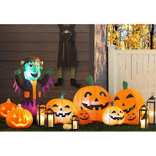 Inflatable Halloween Cat Archway by Halloween Inflatables You U0027ll Love Wayfair