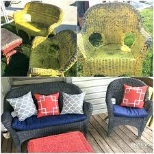 Best Spray Paint For Wicker Furniture How To Paint Wicker