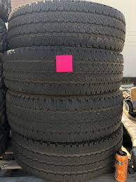 100 Used Truck Tires 35 GenRight Jeep Parts