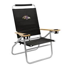 Baltimore Ravens - Seaside Beach Chair Folding Quad Chair Nfl Seattle Seahawks Halftime By Wooden High Tuckr Box Decors Stylish Jarden Consumer Solutions Rawlings Nfl Tailgate Wayfair The Best Stadium Seats Reviewed Sports Fans 2018 North Pak King Big 5 Sporting Goods Heavy Duty Review Chairs Advantage Series Triple Braced And Double Hinged Fabric Upholstered Amazoncom Seat Beach Lweight Alium Frame Beachcrest Home Josephine Director Reviews Tranquility Pnic Time Family Of Brands