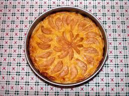 birnenkuchen mit pfiff pünderich an der mosel