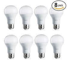 philips led bulb 8 pack 75 watt equivalent daylight