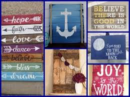Top 25 Creative DIY Pallet Sign Ideas