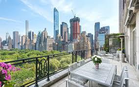 100 Penthouses For Sale Manhattan See Inside Stings Central Park Penthouse Goes On For