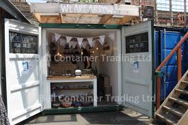 100 Shipping Containers Converted Container Market Stalls Shipping Container Markets London Popup