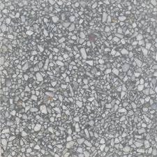 Terrazzo Tile GROSSO Grey Brown Von Replicata