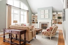 my houzz traditional home with cottage flair transitional