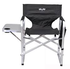 Stylish Camping Outdoor Folding Director's Chair W/ Full Back ... Amazoncom Gj Alinum Outdoor Folding Chair Fishing Long Buy Recliners Ultralight Portable Backrest Shop Outsunny Padded Camping With Costway Table 4 Chairs Adjustable Dali Arm Patio Ding Cast With Side Brown Nomad Director And Set Cheap Purchase China Agnet Ezer Light Beach Chair Canvas Folding Aliexpresscom Ultra Light 7075 Sports Outdoors Ultralight Moon Honglian Solid Wood Creative Home