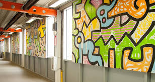 Big Ang Mural Chicago by What U0027s Happened To Chicago U0027s Haring Art Feature Chicago Reader