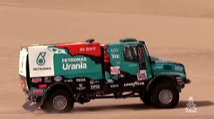 100 Dakar Truck Summary Stage 1 Lima Pisco 2019 ASC Action