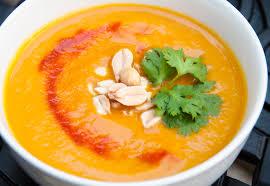 Pumpkin Bisque Recipe Vegan by Thai Pumpkin Soup The Little Gsp