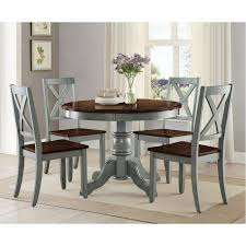 5 Piece Dining Room Set Rustic Round Kitchen Table Chairs Farmhouse Teal  Mocha Sonoma Road Round Table With 4 Chairs Treviso 150cm Blake 3pc Dinette Set W By Sunset Trading Co At Rotmans C1854d X Chairs Lifestyle Fniture Fair North Carolina Brera Round Ding Table How To Find The Right Modern For Your Sistus Royaloak Coco Ding With Walnut Contempo Enka Budge Neverwet Hillside Medium Black And Tan Combo Cover C1860p Industrial Sam Levitz Bermex Pedestal Arch Weathered Oak Six