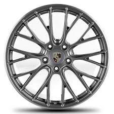 100 20 Inch Truck Rims Original Porsche Inch 991 Carrera RS Spyder Rim 99136276004 115J