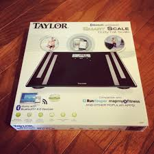 Taylor Bathroom Scales Accuracy by Taylor Smart Scale Review Cindyruns
