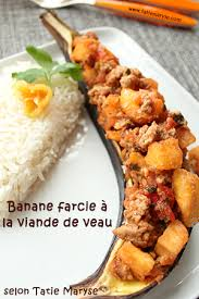 cuisiner des bananes plantain ceci est une recette inédite et originale de banane plantain