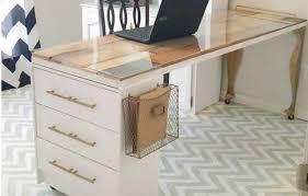 Ikea Computer Desk Hack by 14 Inspiring Ikea Desk Hacks You Will Love Designertrapped Com