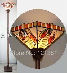 Tiffany Style Glass Torchiere Floor Lamp by Tiffany Style Torchiere Floor Lamp Pixball Com