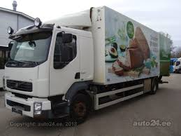 100 240 Truck Volvo FL BUSSBYGG ISOTHERM BOX EURO 4 177kW Auto24ee