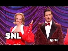 Stefon Snl Halloween Youtube by Lawrence Welk Show Winter Cold Opening Saturday Night Live