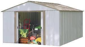 Metal Storage Sheds Amazon by Amazon Com Arrow Oakbrook Ob Storage Shed 10 By 14 Feet