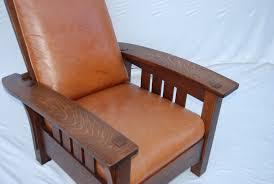 Stickley Furniture Leather Colors by Voorhees Craftsman Mission Oak Furniture Original Rare L U0026 J G