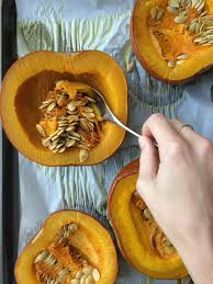 Roasting Pumpkin For Puree by How To Roast A Pumpkin For Homemade Pumpkin Puree Baking For
