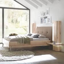 thielemeyer cubo komfort liegenbett in korpus wildesche oder wildeiche massivholz lodenkopfteil farbe wählbar optional hochschränken und beleuchtung