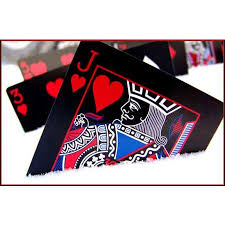 Bicycle Gaff Deck Uspcc by Bicycle Black Spider Playing Cards Black Deck W 4 Gaff By Magic