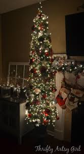 9 Ft White Pencil Christmas Tree by Oh Christmas Tree Diy Potted Topiary Skinny Christmas Trees In