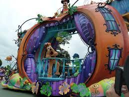Anaheim Halloween Parade by Disneyland Allison Merten