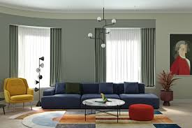 HOME DESIGNING: Green Themed Home Decor Inspiration ... Apartment Living Room Interior With Red Sofa And Blue Chairs Chairs On Either Side Of White Chestofdrawers Below Fniture For Light Walls Baby White Gorgeous Gray Pictures Images Of Rooms Antique Table And In Bedroom With Blue 30 Unexpected Colors Best Color Combinations Walls Brown Fniture Contemporary Bedroom How To Design Lay Out A Small Modern Minimalist Bed Linen Curtains Stylish Unique Originals Store Singapore