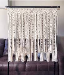 image 5 makramee vorhang wandbehang makramee wandbehang