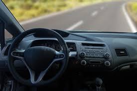 vue de l intérieur d une voiture moderne image stock image 37667109