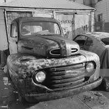 100 Junk Truck Old In Yard HighRes Stock Photo Getty Images
