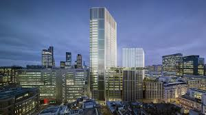 Ubs Trading Floor London by Latest City Tower Proposed At Ubs Site