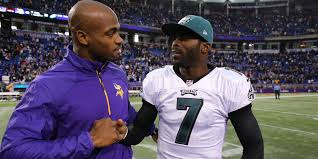 Adrian Peterson Believes Michael Vick Can Get The Vikings Back To ... Adrian Peterson Wallpapers High Quality Download Free Trucks William Gay Youtube Nfl Week 3 Injury Update Jimmy Garoppolo Might Not Makes Pitch To Sign With Giants Vs Minnesota Vikings Injury Report And Jacksonville Jaguars Will Another Running Back Be Added For 2018 Iowas Topselling Jersey Doesnt Belong Aaron Rodgers Is Questionable Face The Los Angeles Rams Traded From Saints Cardinals Afrer Just 4 Games Donating 100k Flood Relief In Hometown Wkty Takes Derves Blame Loss