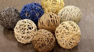 Yarn Balls For Christmas