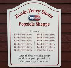 Reeds Ferry Sheds Massachusetts by Reeds Ferry Sheds Business Signs Danthonia Designs Usa