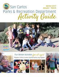 Artistic Tile San Carlos Ca by San Carlos Winter Activity Guide By San Carlos Parks And