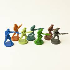 Axis Allies 1914 Infantry