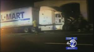 NTSB: Wal-Mart Truck Driver In Tracy Morgan Crash Hadn't Slept For ... Walmart Is Getting Hurt By The Cris Plaguing Trucking Industry Truck Driver Grand Jury In New Jersey Indicts Truck Driver Tracy Who Struck Morgans Van Pleads Guilty Could Etctp Promotes Safety Hosting 2017 Etx Regional Driving The Annual Salary Of Drivers Morgan Injured Hadnt Slept For Walmart Pleads Guilty Deadly Turnpike Ride Along With Allyson One Walmarts Elite Fleet Drunk This Guy Plastered Youtube