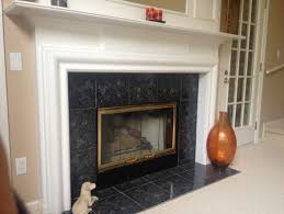 ideas to update fireplace surround