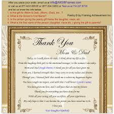 Graduation Letter To Parents