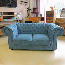 canapé chesterfield tissus les salons neufs