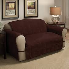 Beddinge Sofa Bed Slipcover Red by Living Room Cool Brown Slipcovers For Sofas With Cushions