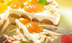 aprikosen mandel torte