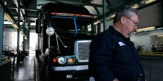 100 The Life Of A Truck Driver California Truck Drivers Respond To FMCS Ruling Business Insider